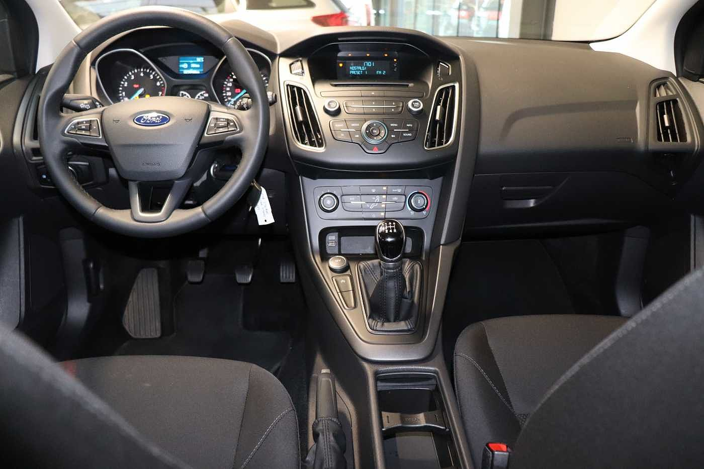Ford Focus 1.0Ecoboost - photo 11