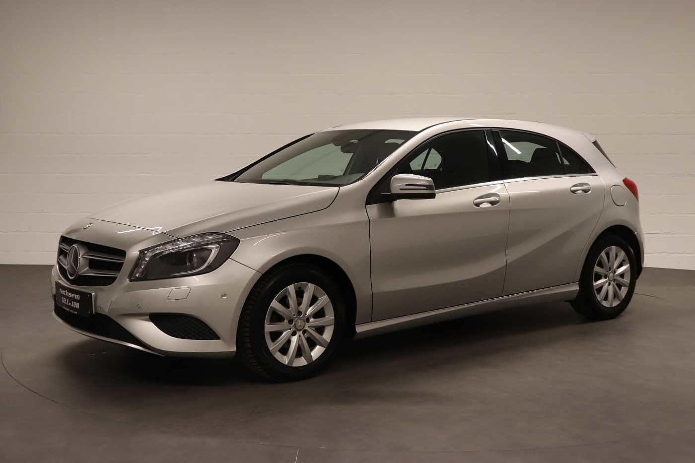 Mercedes-Benz A 180 1.5D - photo 3
