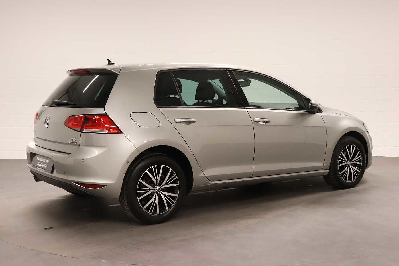 Volkswagen Golf 1.6TDI - photo 8