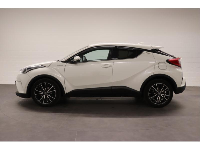 Toyota C-HR 1.8 CVT HSD TC - photo 4