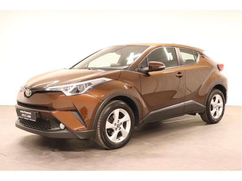 Toyota C-HR 1.2t - photo 3