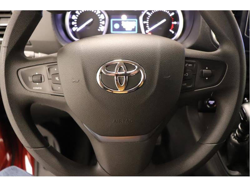 Toyota ProAce Verso 1.6D 115hp 6MT - photo 18
