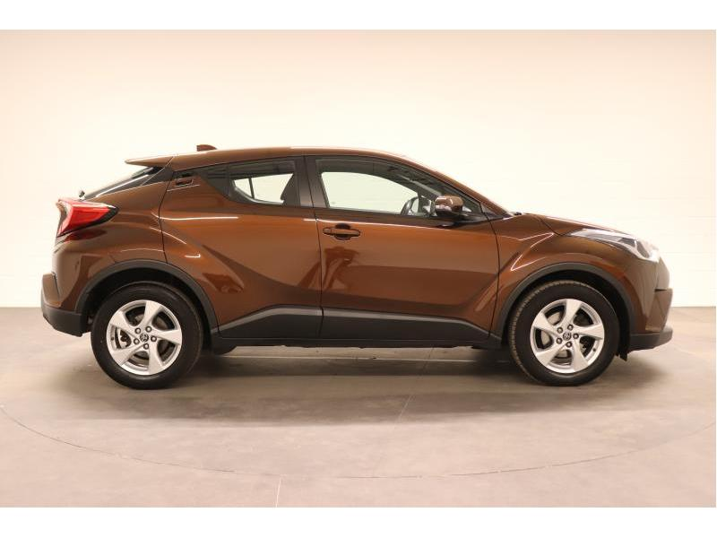 Toyota C-HR 1.2t - photo 8