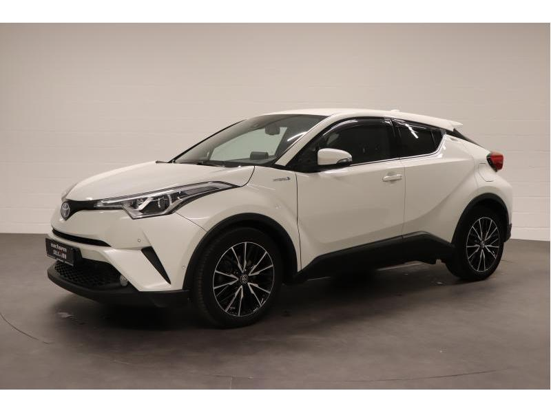 Toyota C-HR 1.8 CVT HSD TC - photo 3