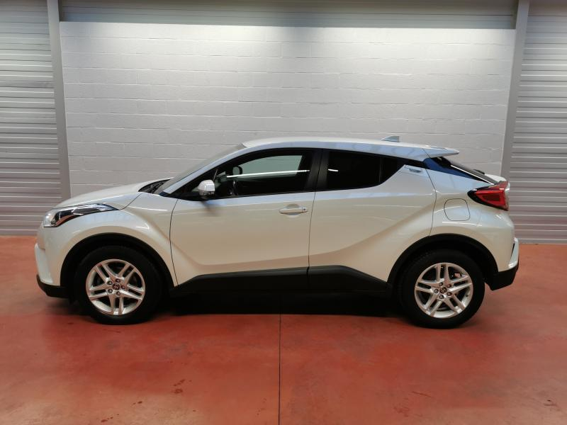 Toyota C-HR 1.2 Turbo petrol 6 MT - photo 4