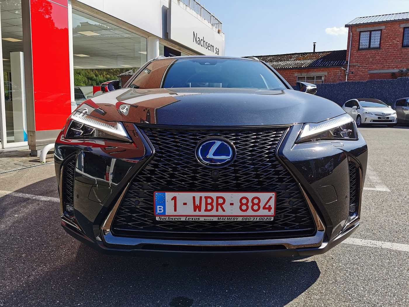 Lexus UX 250h 2.0 Hybrid AWD e-CVT - photo 4
