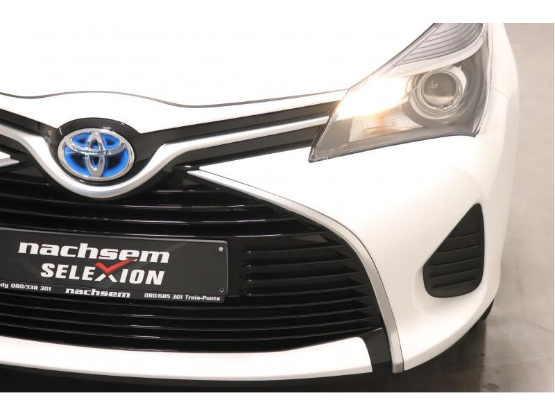 Toyota Yaris 1,5 Hybrid e-CVT - photo 27