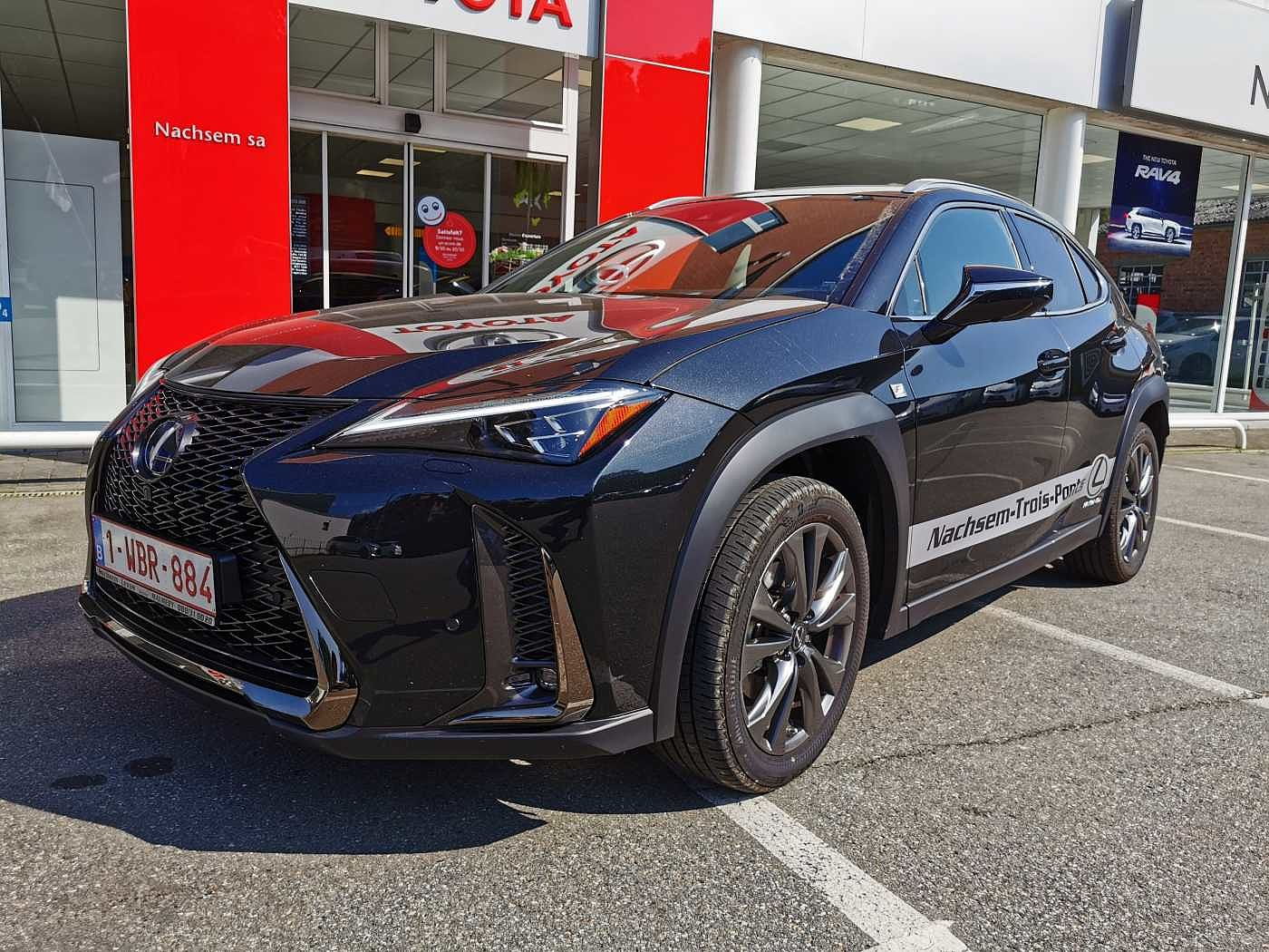 Lexus UX 250h 2.0 Hybrid AWD e-CVT - photo 3