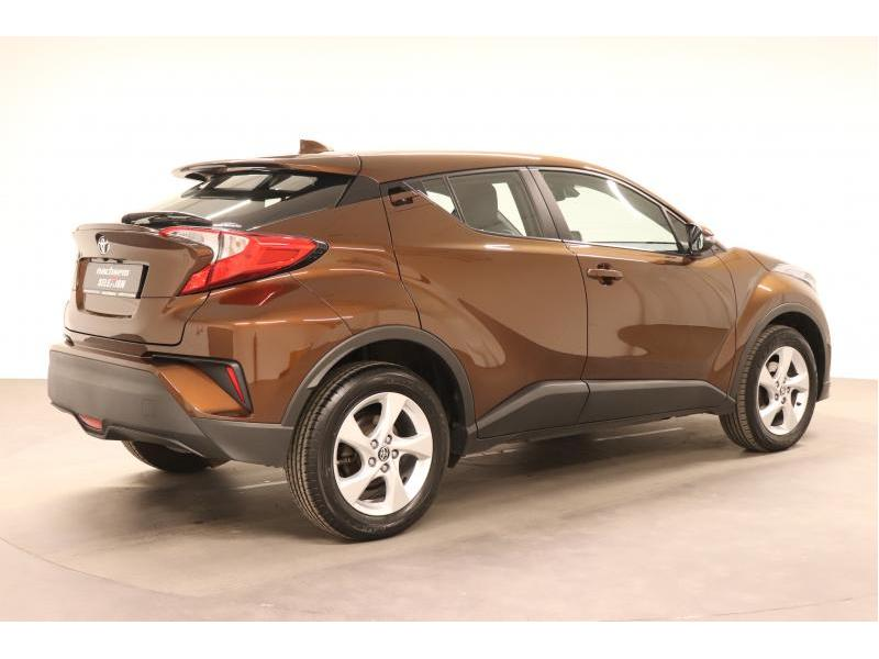 Toyota C-HR 1.2t - photo 7