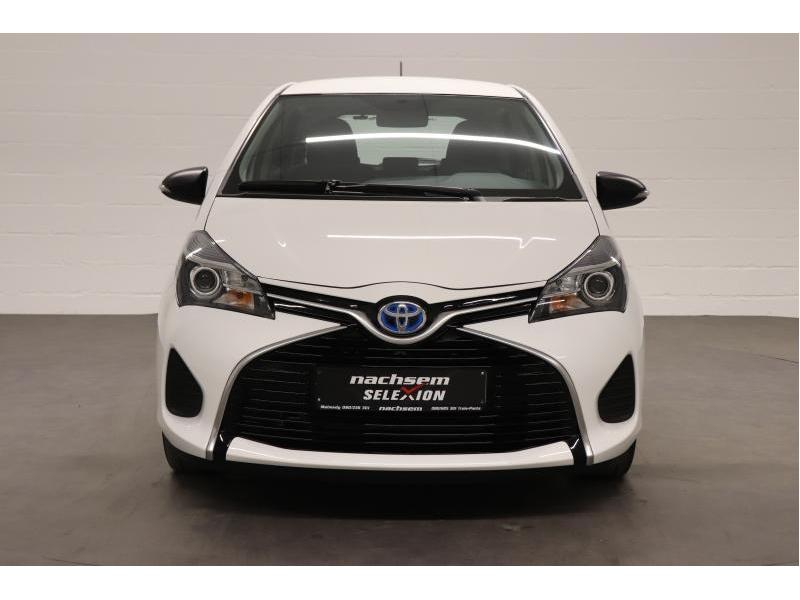 Toyota Yaris 1,5 Hybrid e-CVT - photo 10