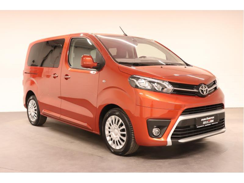 Toyota ProAce Verso 1.6D 115hp 6MT - photo 9