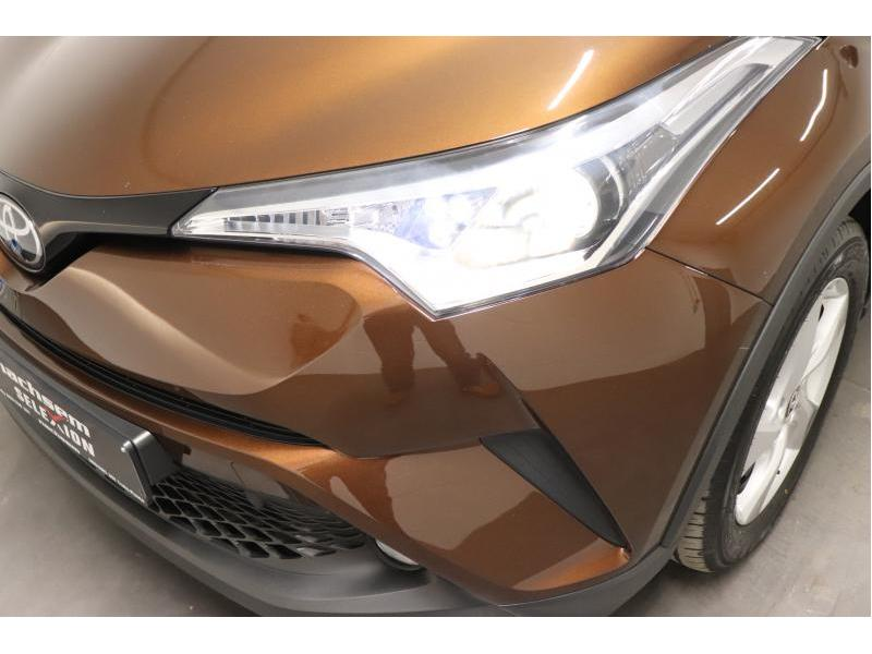 Toyota C-HR 1.2t - photo 33