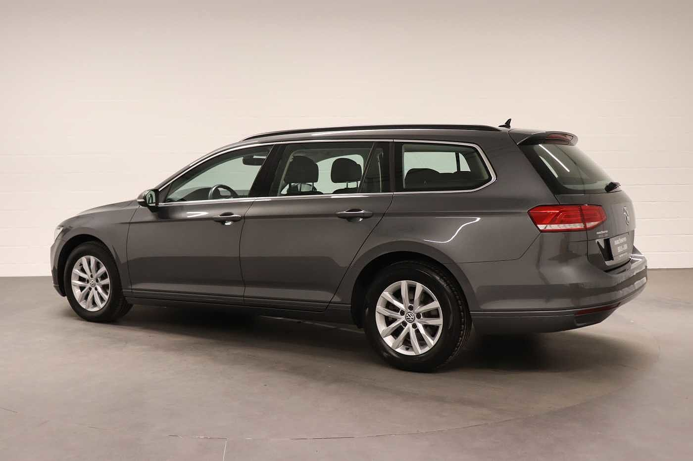 Volkswagen Passat 1.6Tdi - photo 10