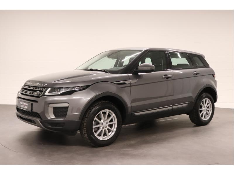 Land Rover Range Rover Evoque 2.0D - photo 3