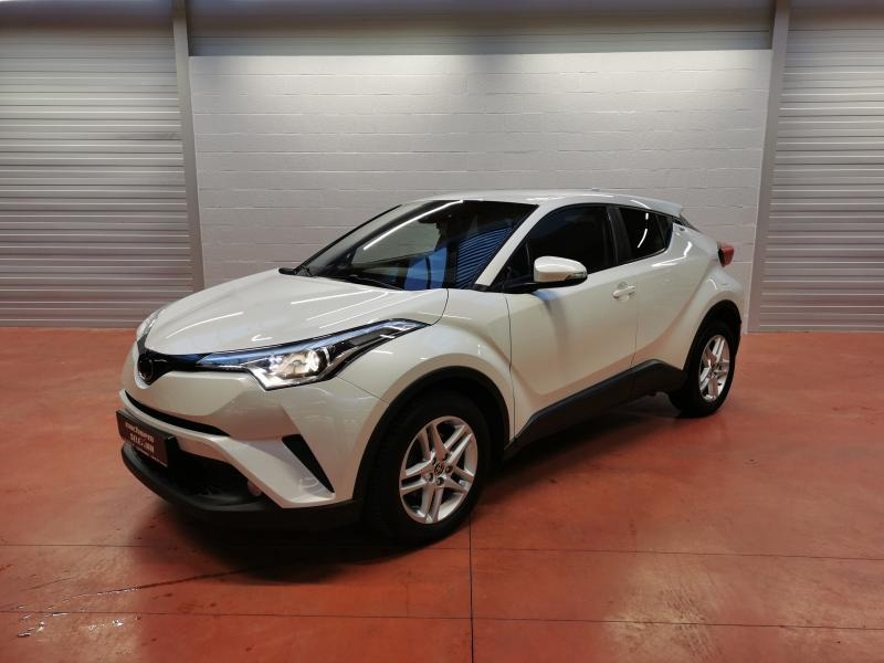 Toyota C-HR 1.2 Turbo petrol 6 MT - photo 3