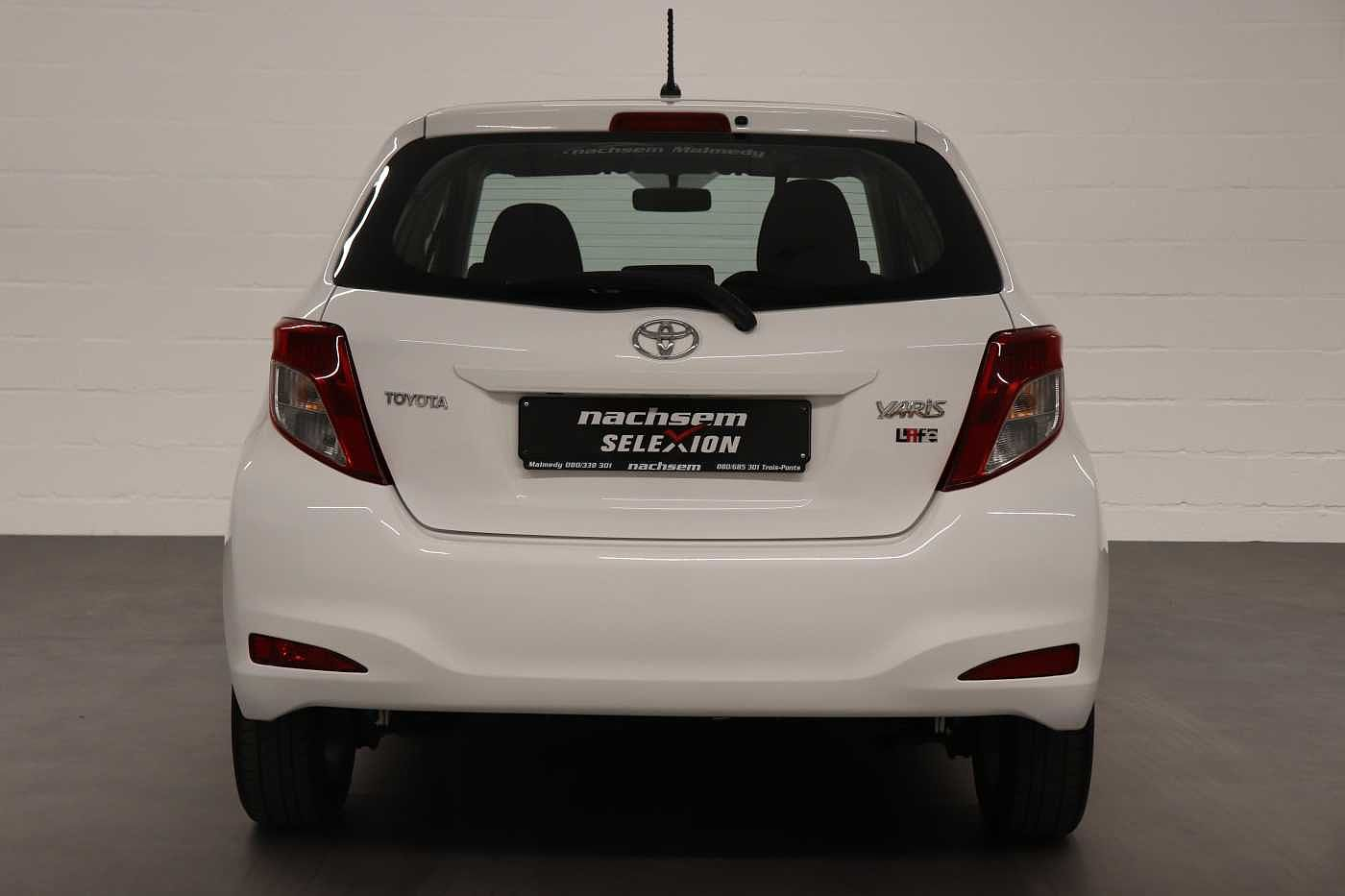 Toyota Yaris 1.4 D-4D 6MT - photo 9