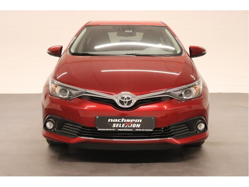 Toyota Auris 1.2 Turbo petrol CVT - photo 10