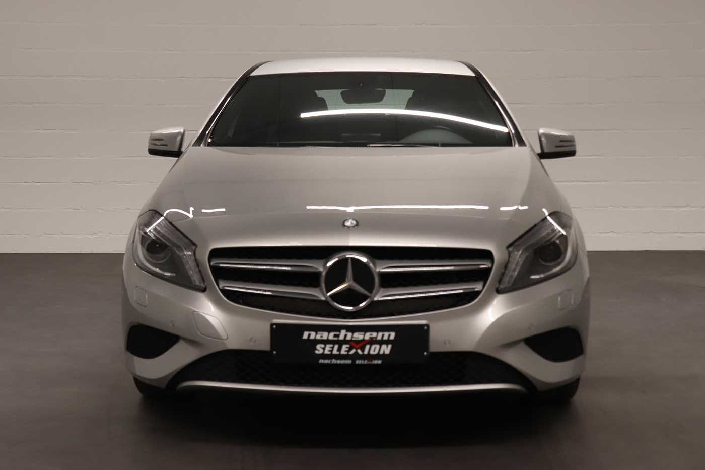Mercedes-Benz A 180 1.5D - photo 5
