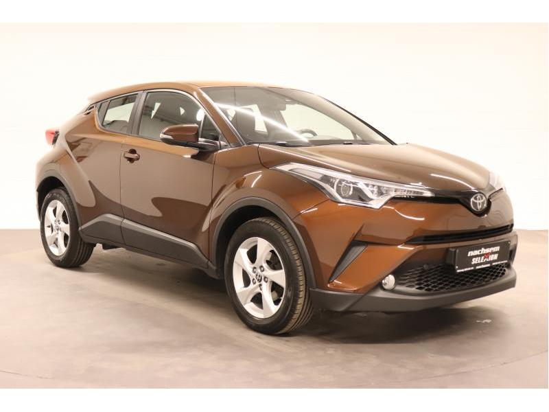 Toyota C-HR 1.2t - photo 9
