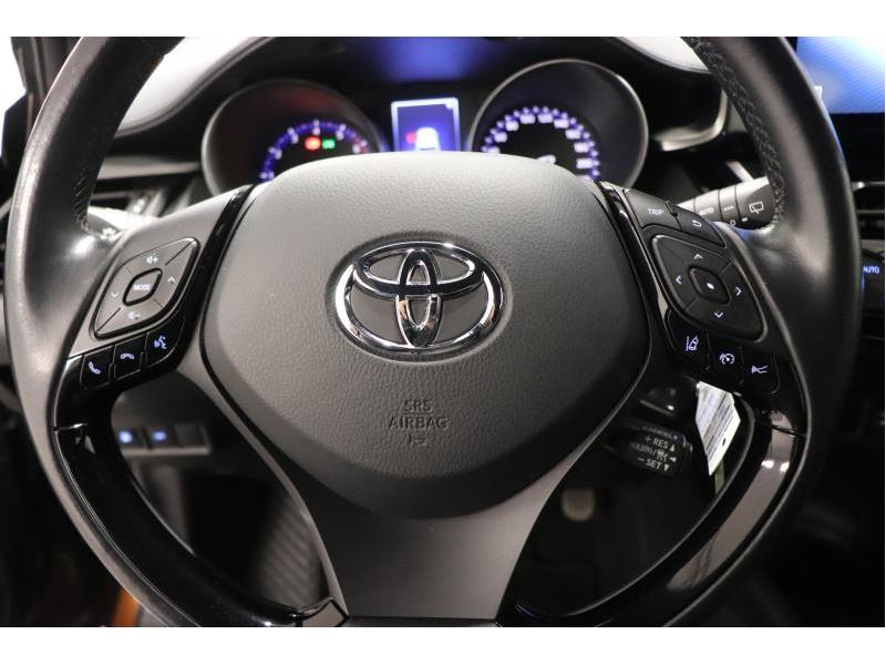 Toyota C-HR 1.2t - photo 17
