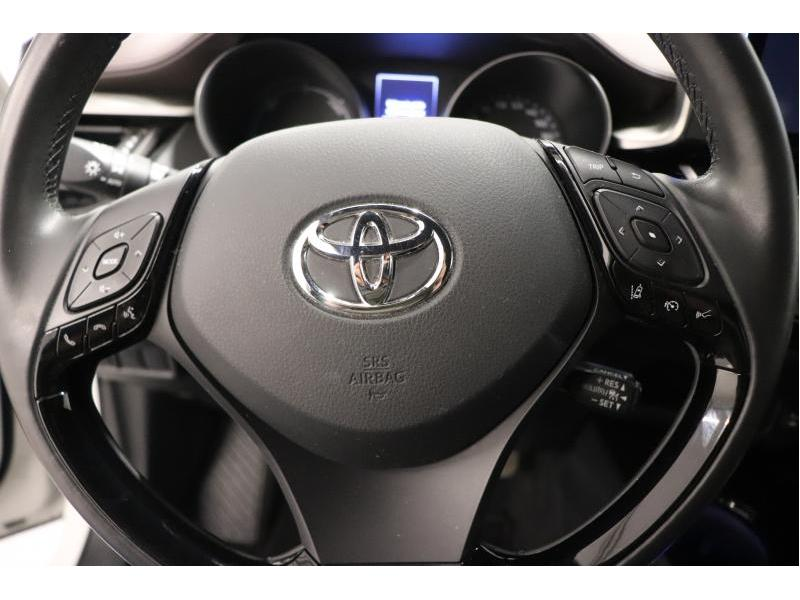 Toyota C-HR 1.8 CVT HSD TC - photo 15