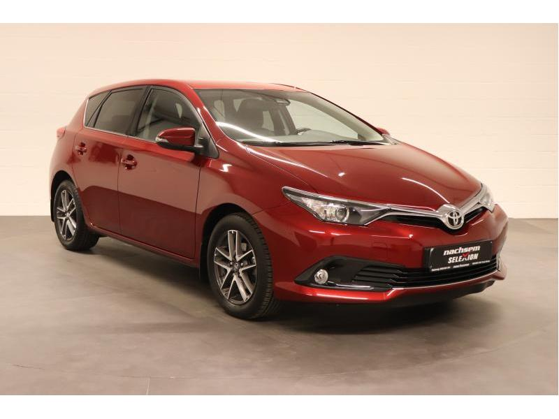 Toyota Auris 1.2 Turbo petrol CVT - photo 9