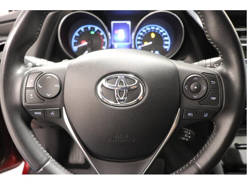Toyota Auris 1.2 Turbo petrol CVT - photo 18