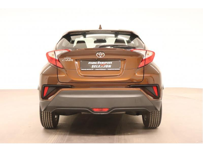 Toyota C-HR 1.2t - photo 6
