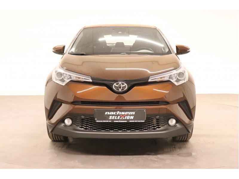 Toyota C-HR 1.2t - photo 10