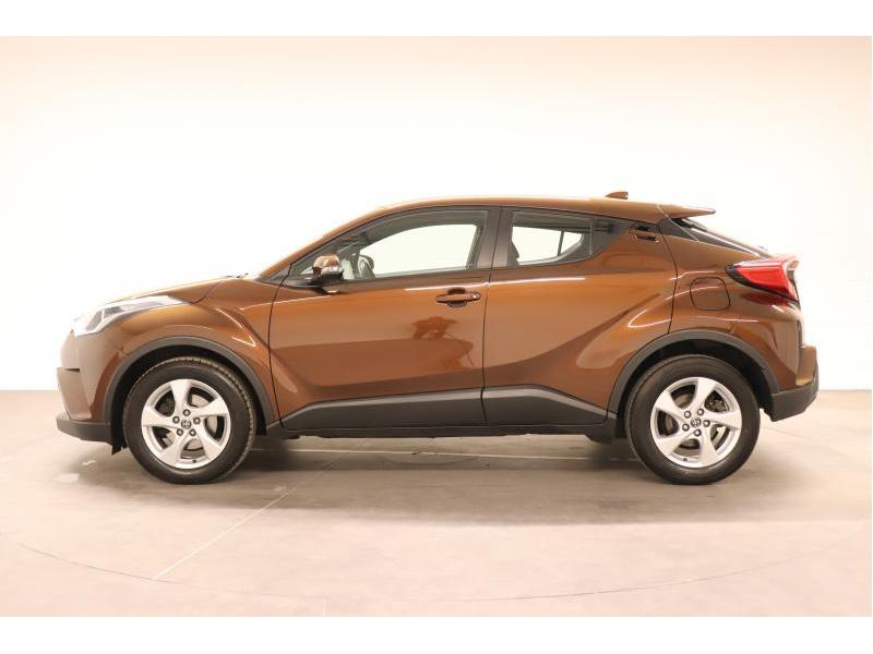 Toyota C-HR 1.2t - photo 4