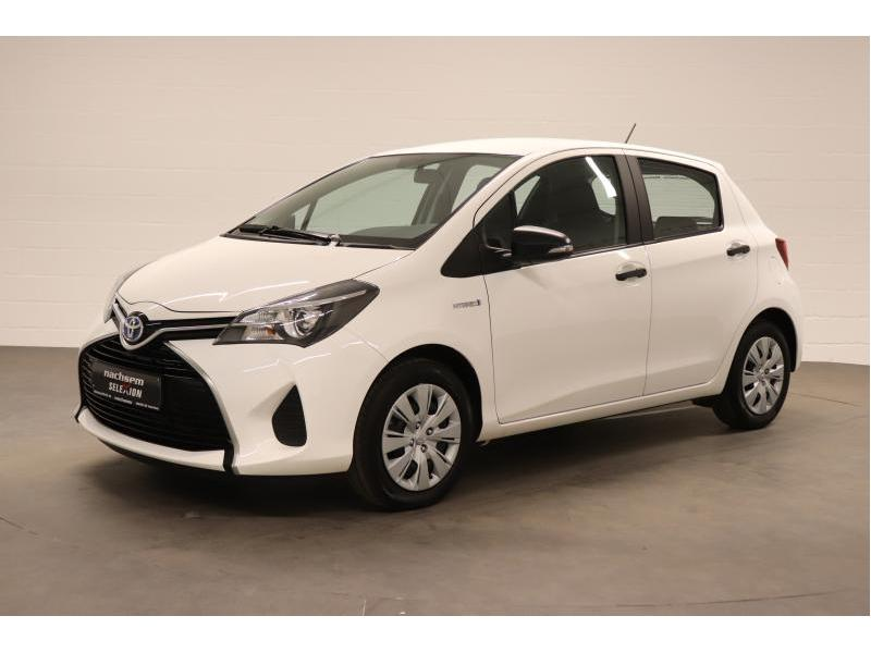 Toyota Yaris 1,5 Hybrid e-CVT - photo 3