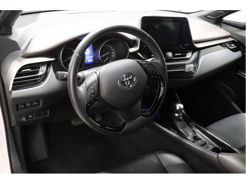 Toyota C-HR 1.8 CVT HSD TC - photo 12