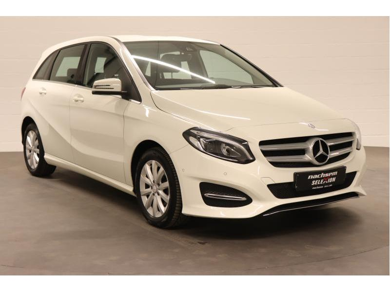 Mercedes-Benz B 180 1.5DCI - photo 9