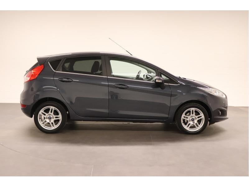 Ford Fiesta 1.0 - photo 8