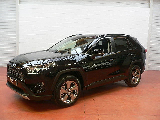 Toyota RAV-4 2.5 Hybrid AWD e-CVT - photo 3