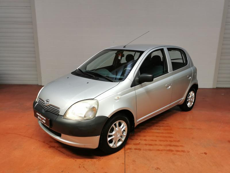 Toyota Yaris 1.000cc - photo 3