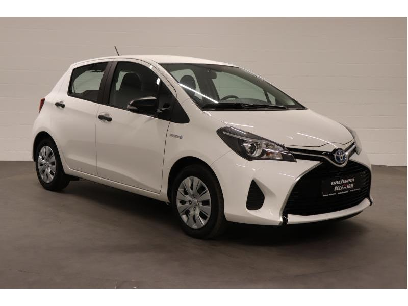 Toyota Yaris 1,5 Hybrid e-CVT - photo 9