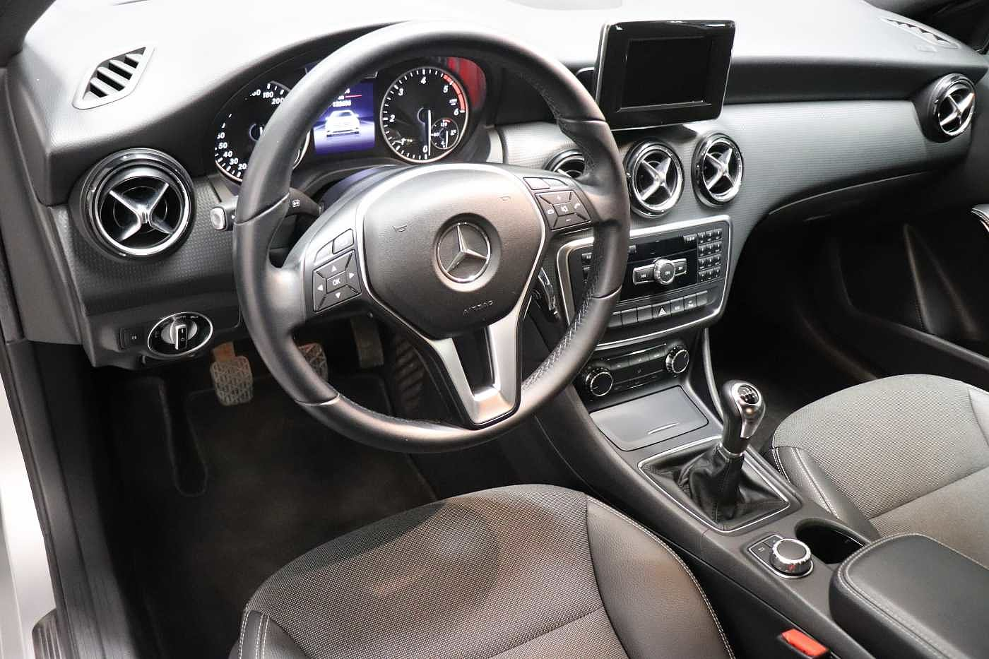 Mercedes-Benz A 180 1.5D - photo 13