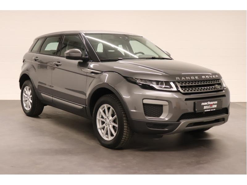 Land Rover Range Rover Evoque 2.0D - photo 9
