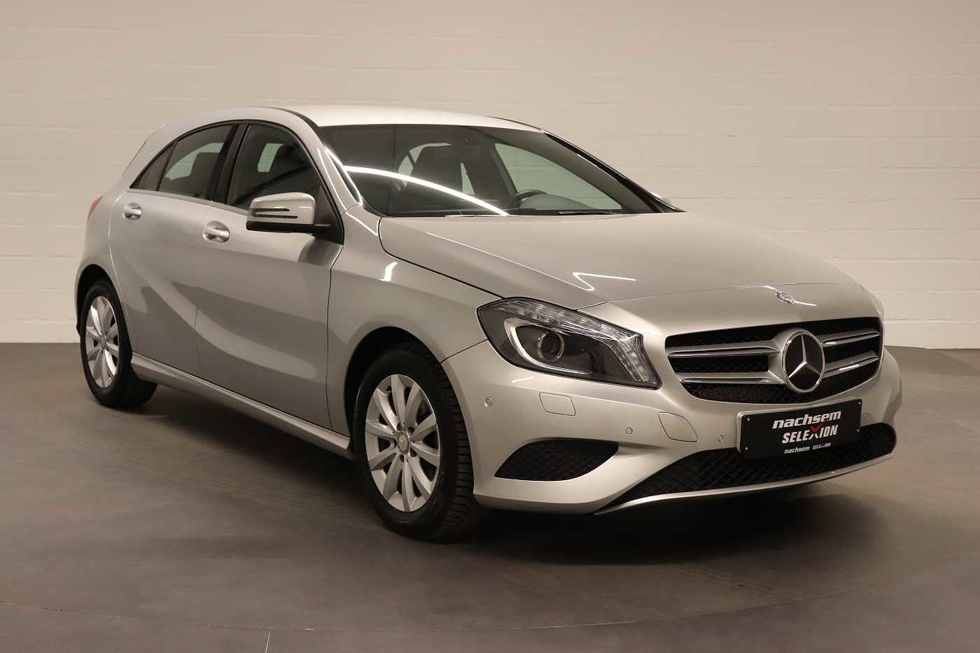 Mercedes-Benz A 180 1.5D - photo 6